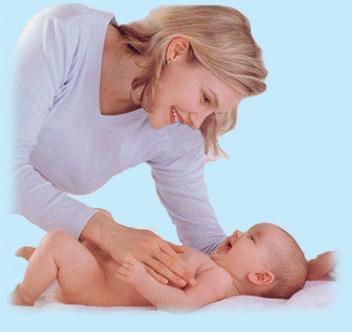 Ben sviluppato, già molto tempo prima della nascita. il bambino